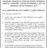 Revised Legal Notice Material